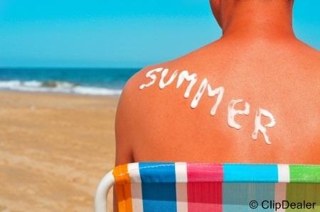 Tipps für die Behandlung von Sonnenbrand