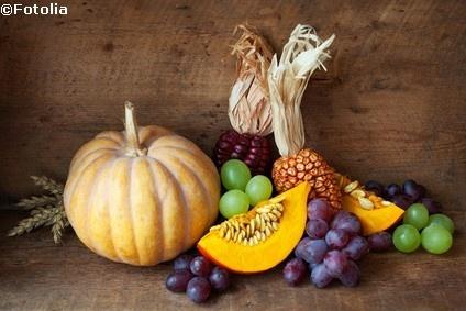 Gesunde glutenfreie Rezepte im Herbst