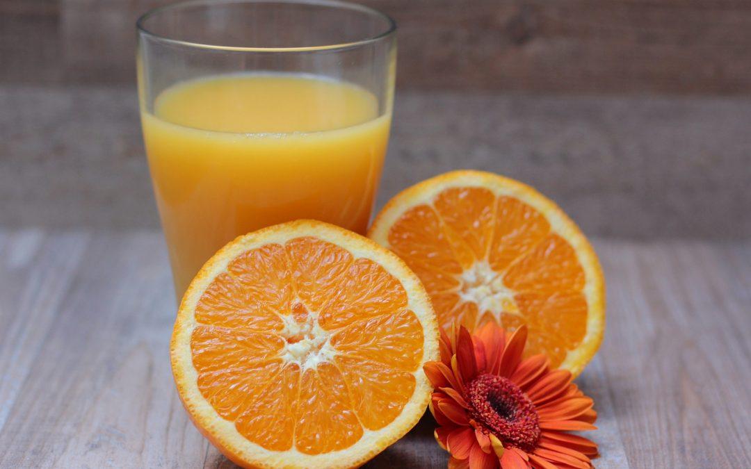 Vitamin-C- Infusion mit hoher Bio-Verfügbarkeit