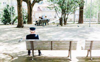 Altersblindheit rechtzeitig vorbeugen