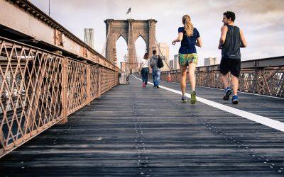 Körperliche Bewegung: eine gesunde Droge gegen Bluthochdruck